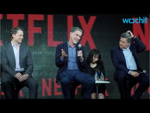 Netflix CEO says China Entry Is Unlikely