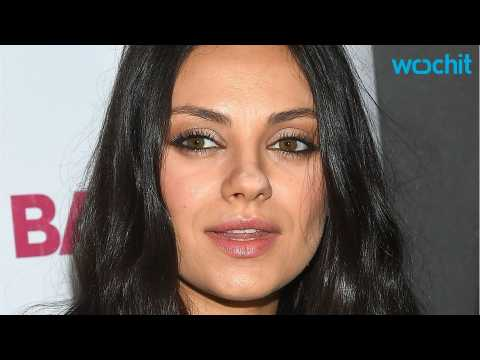 Mila Kunis Says Baby #2 Is A Lot Easier