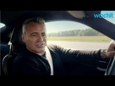 "Matt LeBlanc to Return as the Sole Host of ""Top Gear"""
