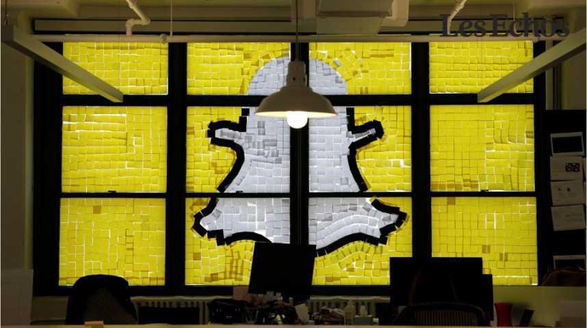 Illustration pour la vidéo Snapchat lance ses premières lunettes connectées... et change de nom