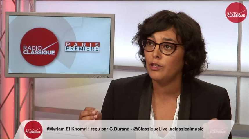 """Illustration pour la vidéo """"Pour lutter contre le chômage, nous avons lancé le plan 500 000 formations prioritaires"""" Myriam El Khomri (27/09/2016)"""