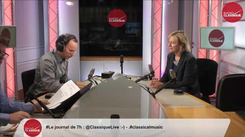 """Illustration pour la vidéo """"Pédagogiquement, cette réforme va être un échec"""" Frédérique Rolet (08/09/2016)"""