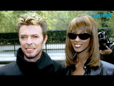 Iman Talks David Bowie For The First Time Since His Passing