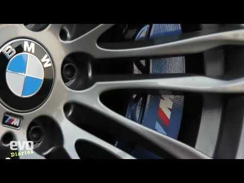 2011 BMW M5 Review - Chris Harris video diaries - EVO