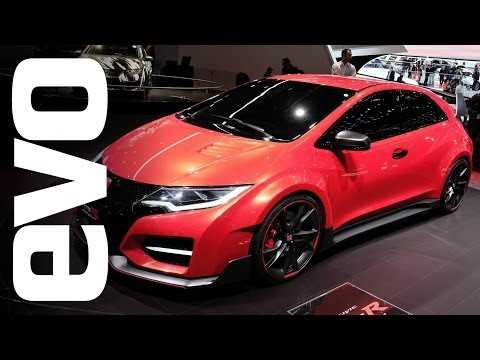 Honda Civic Type-R Concept at Geneva 2014 | evo MOTOR SHOWS