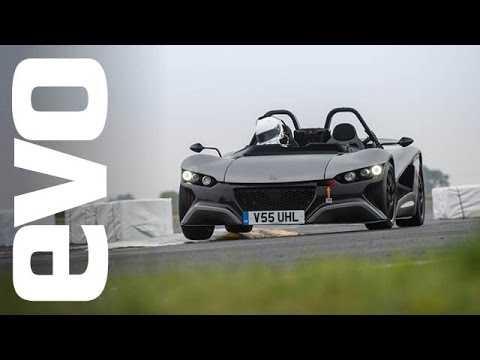 VUHL 05 onboard | evo Track Car of the Year