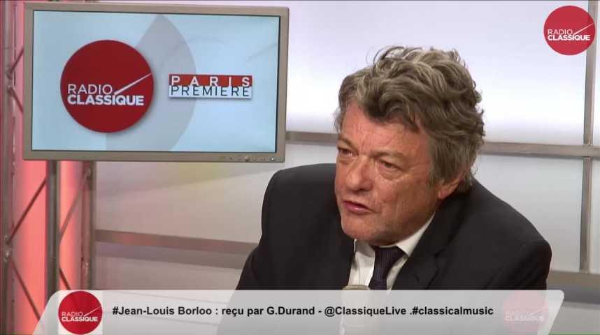 """Illustration pour la vidéo """"Notre pays est parfaitement capable de passer à 7% de chômage"""" Jean-Louis Borloo (28/09/2016)"""