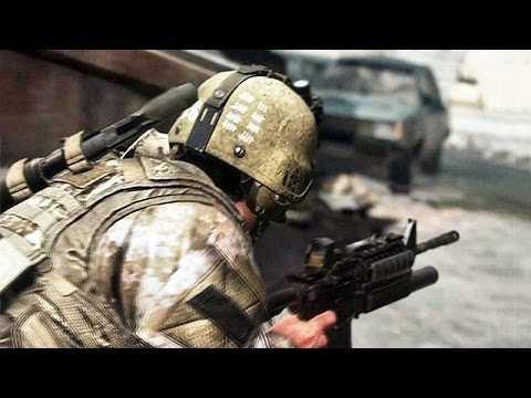 CALL OF DUTY Modern Warfare Remastered Launch Trailer