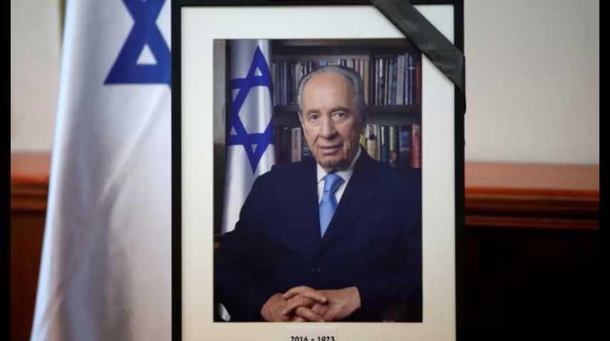 Illustration pour la vidéo Shimon Peres : disparition du dernier des pères fondateurs d'Israël
