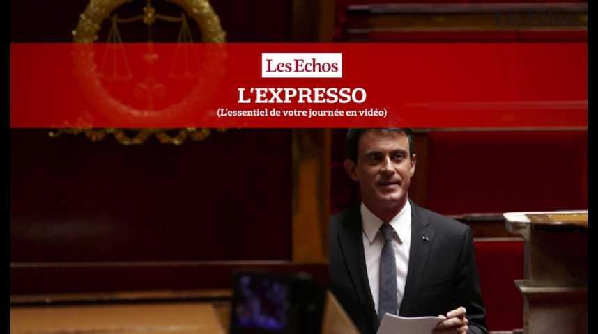 Illustration pour la vidéo L'Expresso du 29 septembre 2016 : Manuel Valls doit annoncer une mesure pour financer les régions