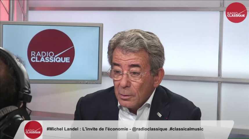 """Illustration pour la vidéo """"S'associer à Lenôtre a tiré Sodexo vers le haut"""" Michel Landel (04/10/2016)"""