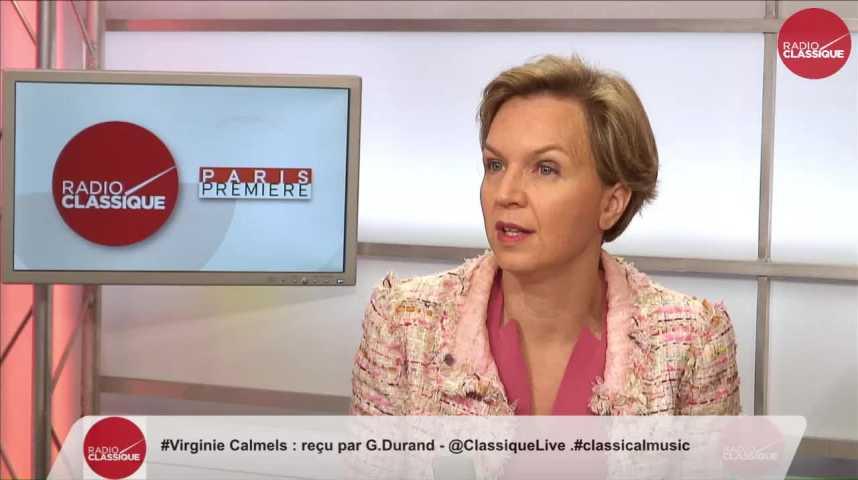 """Illustration pour la vidéo """"Le programme de Nicolas Sarkozy est infaisable"""" Virginie Calmels (04/10/2016)"""