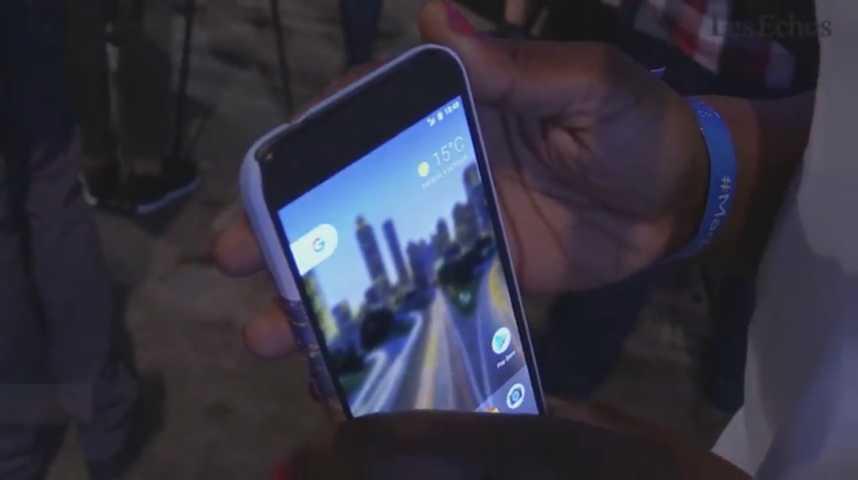Illustration pour la vidéo Avec son smartphone Pixel, Google s'attaque directement à Apple