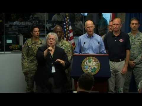 Florida, South Carolina governors urge caution ahead of Matthew