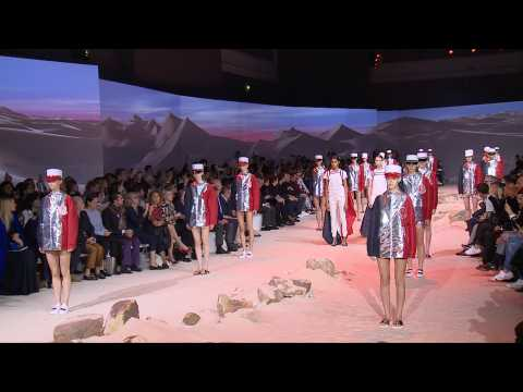 Moncler Gamme Rogue - Collection Spring/Summer 2017 in Paris