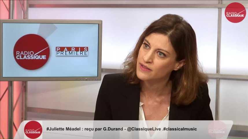 """Illustration pour la vidéo """"Le jeu politicien qui consiste à remettre la faute sur le dos de l'autre est indigne"""" Juliette Méadel (06/10/2016)"""