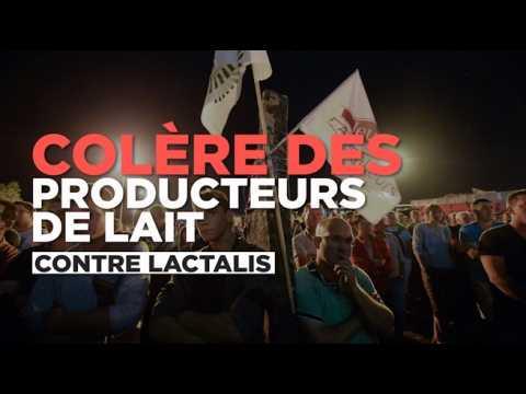 Le coup de gueule des producteurs de lait chez Lactalis