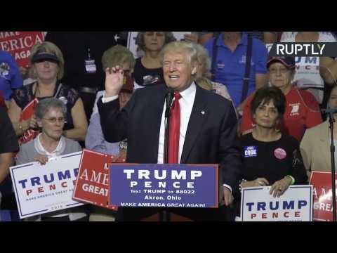 Trump Slams Clinton Over Uranium One Deal