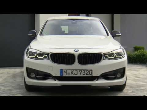2016 BMW 340i Gran Turismo Exterior Design | AutoMotoTV