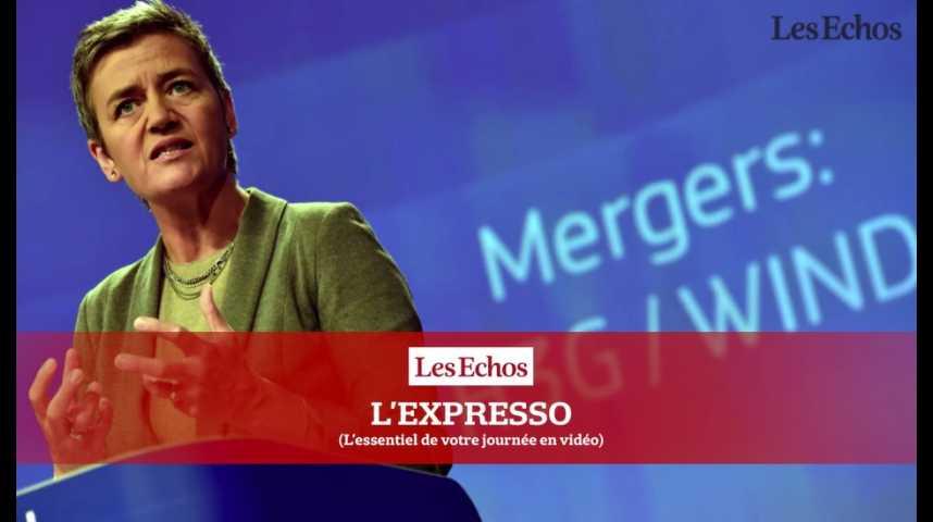 Illustration pour la vidéo L'Expresso du 19 septembre 2016 : Margrethe Vestager à Washington, pour parler d'Apple ?