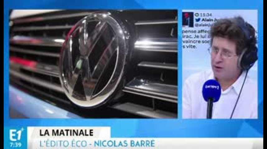 Illustration pour la vidéo Comment le scandale Volkswagen a accéléré le déclin du diesel