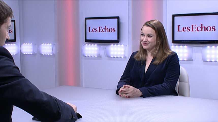"""Illustration pour la vidéo Axelle Lemaire : """"Bpifrance n'a pas pour vocation de remplacer le capital privé"""""""