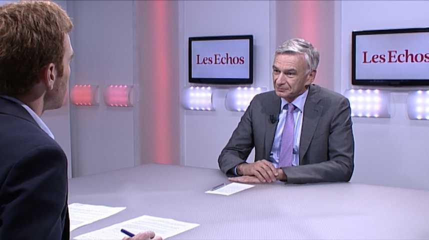 """Illustration pour la vidéo Christian Nibourel : """"Le CICE, c'est pour combler l'augmentation importante des impôts qui avait eu lieu avant, déjà sous Nicolas Sarkozy"""""""