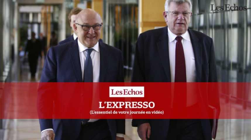 Illustration pour la vidéo L'Expresso du 20 septembre 2016 : Budget 2017, que vont annoncer Michel Sapin et Christian Eckert ?