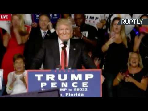 """Has Hilary Ever Called Islamic Terrorists 'Deplorable'?"" - Trump"