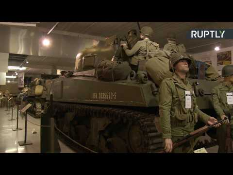 Fancy a Tank for Christmas? Normandy Military Museum Lots Go Up For Sale