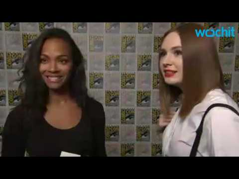 'Guardians of the Galaxy 2' Puts Women In Front