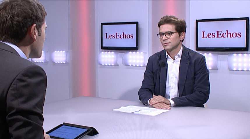 """Illustration pour la vidéo Geoffroy Didier : """"Nous sommes gouvernés par deux hommes qui n'ont jamais travaillé dans une entreprise privé"""""""