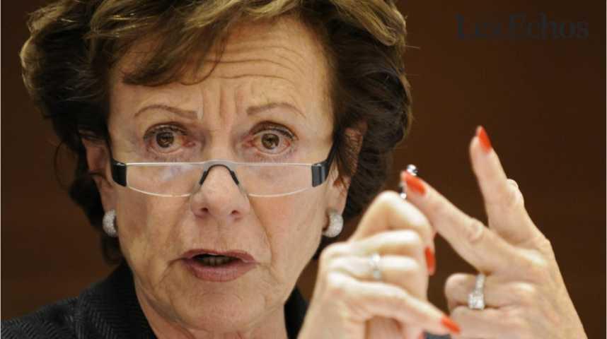 Illustration pour la vidéo Bahamas Leaks : le scandale qui éclabousse l'ex-commissaire européenne Neelie Kroes