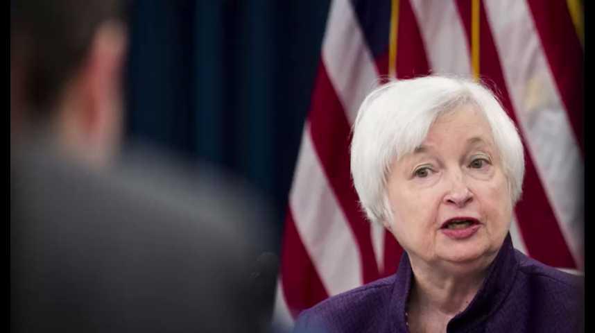 Illustration pour la vidéo La Fed laisse sa politique monétaire inchangée