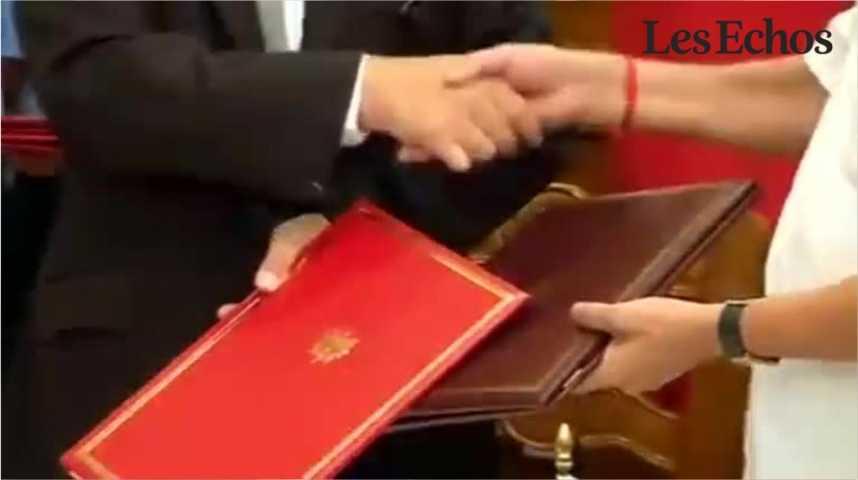 Illustration pour la vidéo L'Inde signe l'accord d'achat de 36 Rafale