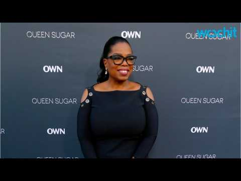 Oprah Visits Smithsonian's African American History Museum