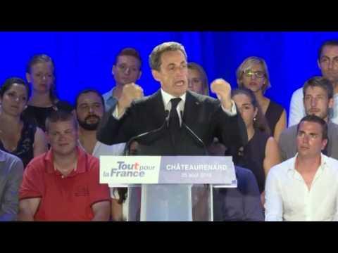 Nicolas Sarkozy veut interdire le burkini sur tout le territoire