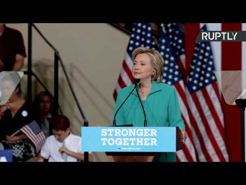 'Donald Dream On' - Clinton Dismisses Claims Over Ill Health
