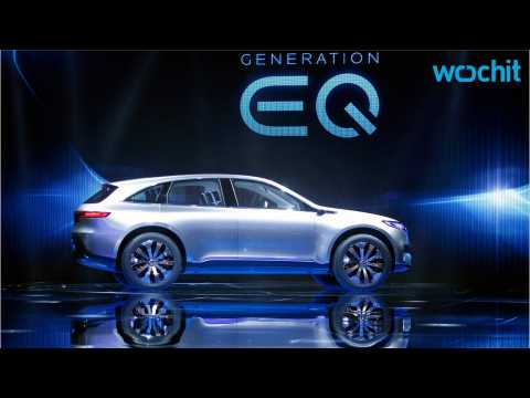 Mercedes Unveils Electric SUV