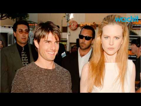 Nicole Kidman Talks Young Marriage with Tom Cruise