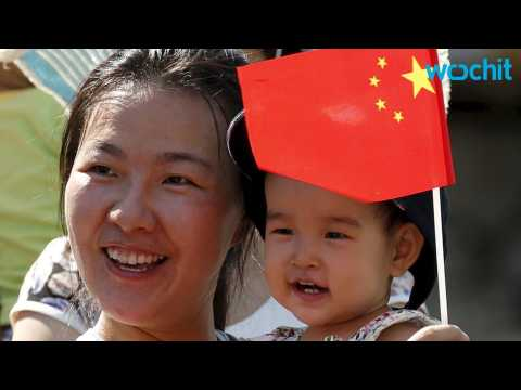 China To Allow Couples To Have Two Children