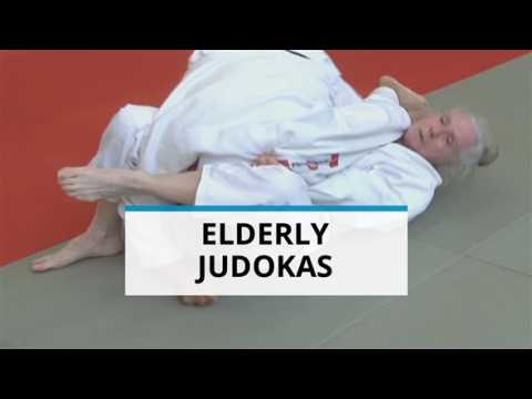 Seniors ready for combat: ´Judo is perfect for old age´
