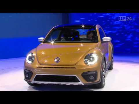 LA Auto Show 2015 Highlights from VW, Audi and Porsche | AutoMotoTV