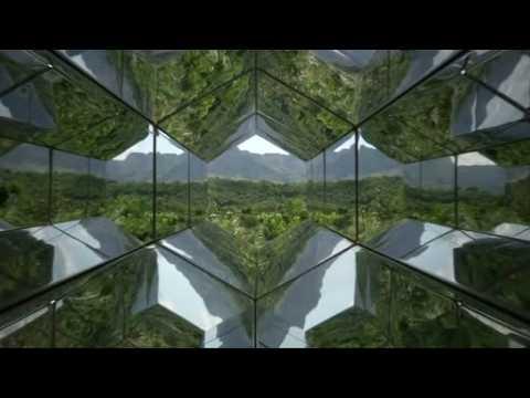 Art meets nature in Brazilian open-air museum