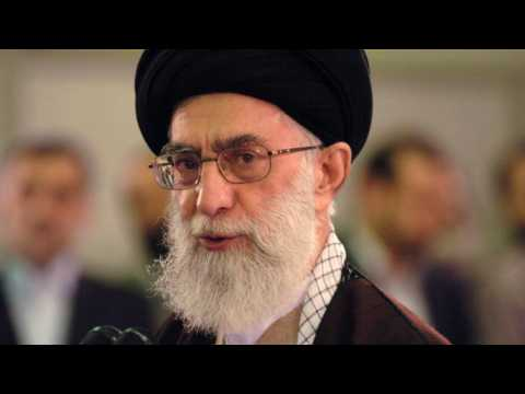 Iran's Top Leader Calls Paris Attacks 'Blind Terrorism'