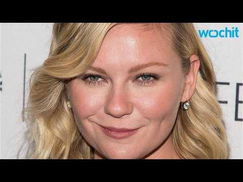 Kirsten Dunst Likes Guys That Are More 'Old Fashioned' and 'Masculine'