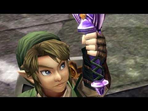 THE LEGEND OF ZELDA Twilight Princess - Gameplay Trailer (Wii U)