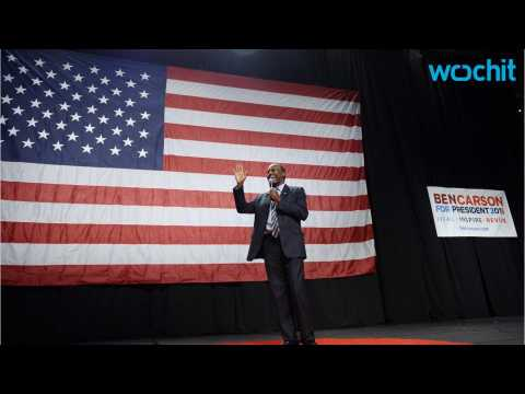 Poll: Carson Knocks Trump From Top Spot Nationally