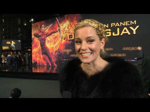 'The Hunger Games: Mockingjay - Part 2' World Premiere: Elizabeth Banks