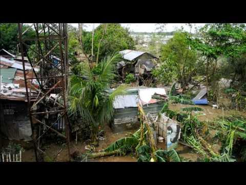 Typhoon Koppu leaves at least 22 dead in Philippines